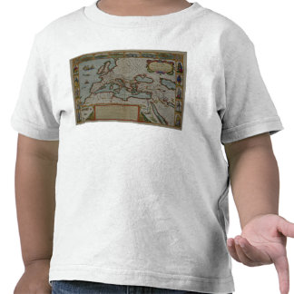 A New Map of the Roman Empire Tee Shirt