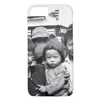 """A new market for """"Tinh Thuong."""" Children gather b iPhone 7 Case"""