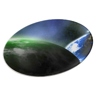 A New Planet In Our Solar System Porcelain Plates