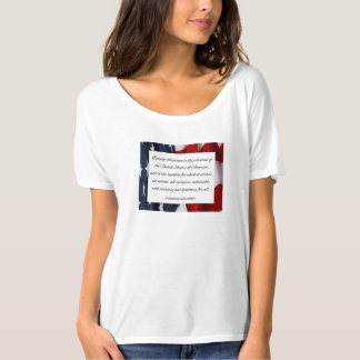 A New Pledge of Allegiance Tee