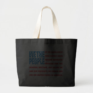 A New Twist on Old Glory Tote Bag