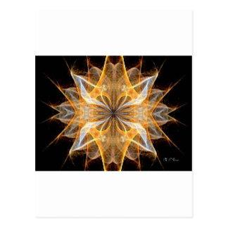 A New Year's Star 2014 Postcard