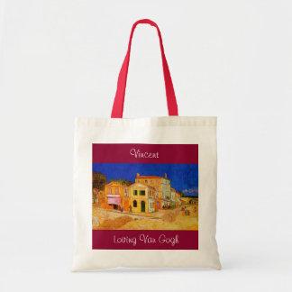 A nice Loving Van Gogh budget tote bag.