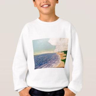 A  Nice Sandy Beach Sweatshirt