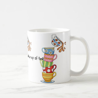 A Nice Time for Tea Coffee Mug