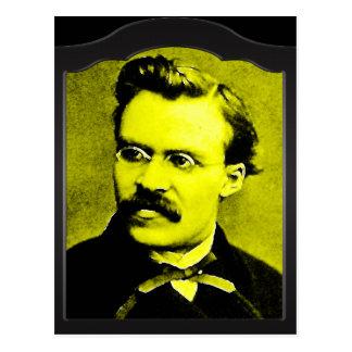 A Nietzsche Postcard For a Friend