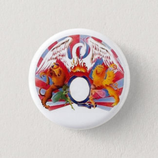 A Night at the Opera 3 Cm Round Badge