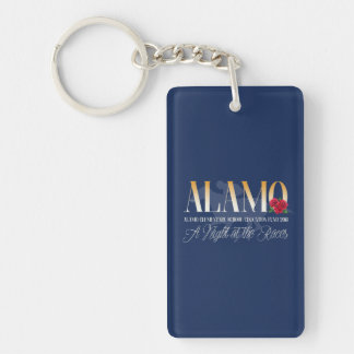 A Night at the Races - Auction Gala 2018 Keychain