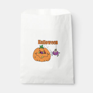 A Night To Remember Halloween Favor Bags