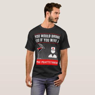 a Nurse Practitioner t-shirt