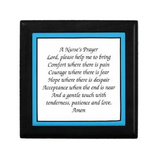 A Nurse's Prayer Gift Box