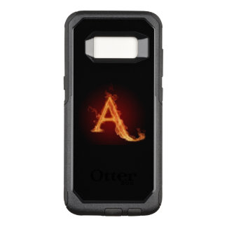 A on phone OtterBox commuter samsung galaxy s8 case
