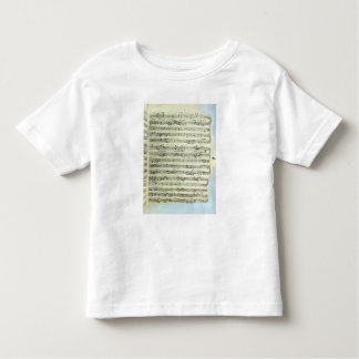 A page from one of the only two copies toddler T-Shirt