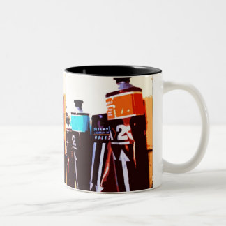 A Painters Best Friend Two-Tone Coffee Mug