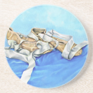 A Pair of Ballet Shoes Coaster