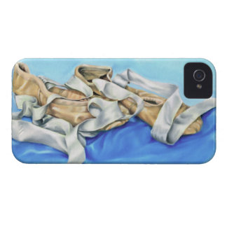 A Pair of Ballet Shoes iPhone 4 Cases
