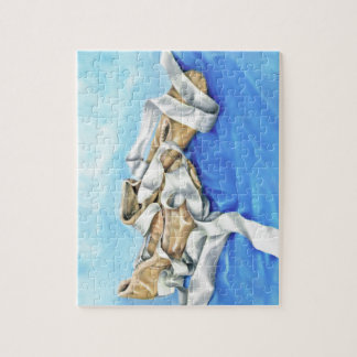 A Pair of Ballet Shoes Jigsaw Puzzle