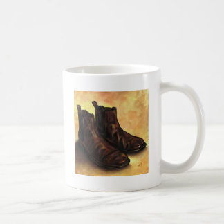 A Pair of Chelsea Boots Coffee Mug