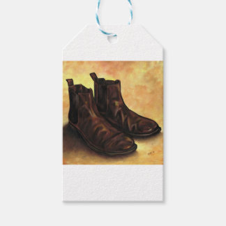 A Pair of Chelsea Boots Gift Tags