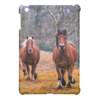 A Pair Of Running Horses Case For The iPad Mini