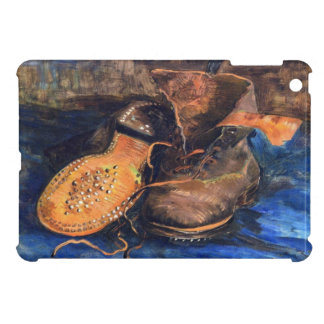 A Pair of Shoes by Vincent van Gogh 1887 Cover For The iPad Mini