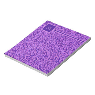 A Paisley Swirl 5 Notepad