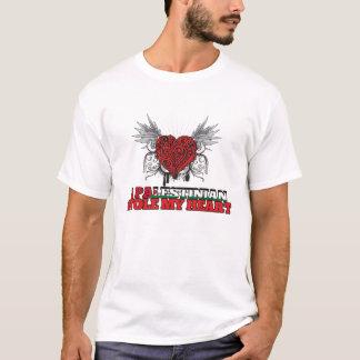 A Palestinian Stole my Heart T-Shirt