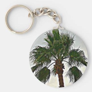 A Palm Tree Keychain