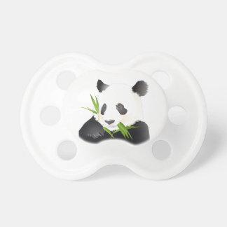 A Panda Bear Dummy