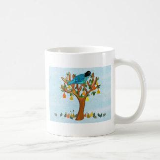 A Partridge in a Pear Tree Mugs