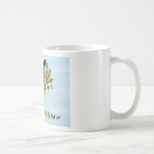 A Partridge in a Pear Tree Mugs