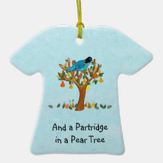 A Partridge in a Pear Tree Ornaments