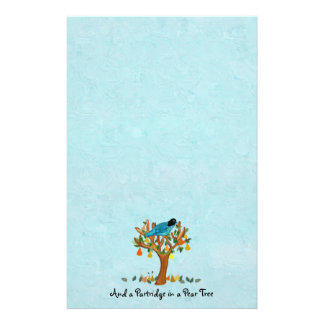 A Partridge in a Pear Tree Stationery