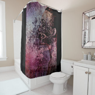 A Passing Feeling Shower Curtain