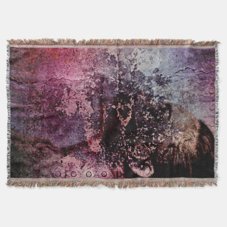 A Passing Feeling Throw Blanket