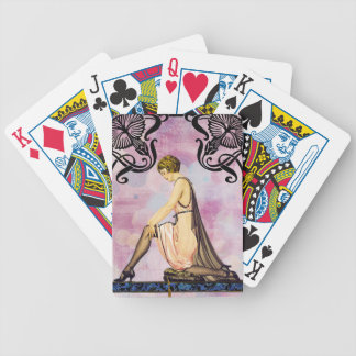 A PASSION FOR DECO BICYCLE PLAYING CARDS