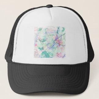 A Pastel Garden Trucker Hat