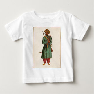 A Pathan Soldier Baby T-Shirt