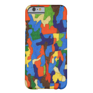 "A pattern made by words. Japanese ""Play"". Barely There iPhone 6 Case"