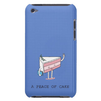 A peace of cake iPod touch case