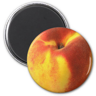 A PEACH OF A MAGNET FOR YOUR FRIDGE DOOR