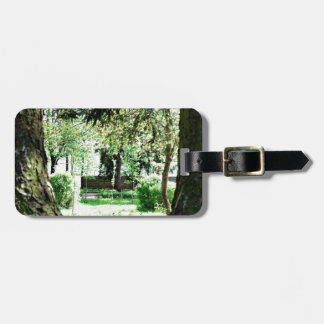 A Peak Of Nature.JPG Luggage Tag