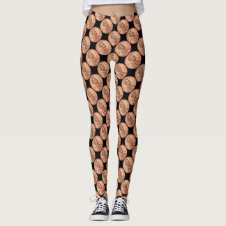 A Penny for your Thoughts Leggings