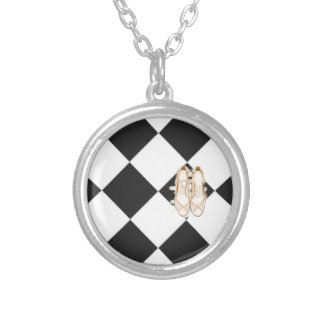 A Perfect Day Silver Plated Necklace