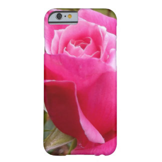 A Perfect Deep Pink English Rose Barely There iPhone 6 Case