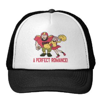A Perfect Romance Mesh Hat