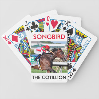 A Perfect Song Bicycle Playing Cards