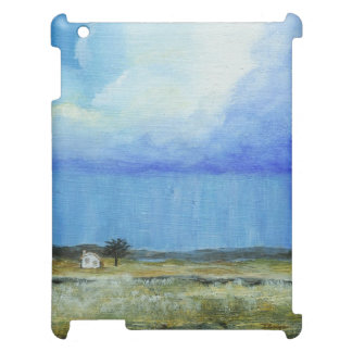 A Perfect Storm, Abstract Art Landscape Painting Cover For The iPad