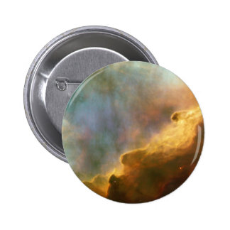 A Perfect Storm of Turbulent Gases in the Omega Buttons
