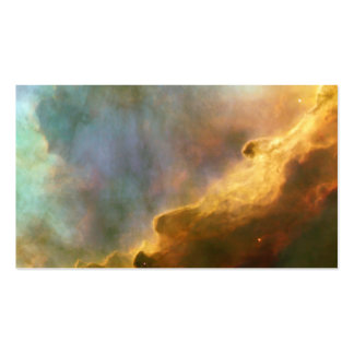 A Perfect Storm of Turbulent Gases in the Omega Business Card